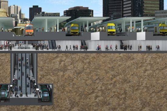 Central Station Upgrade – News Corp Australia